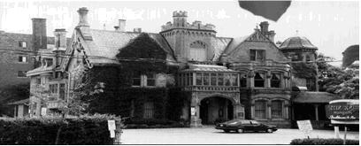 Keg Mansion